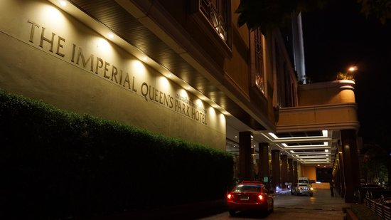 Imperial Queen&#39;s Park Hotel :  