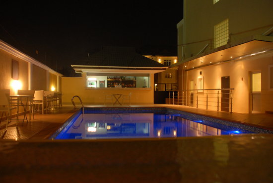 Ikeja, Nigeria: Pool View