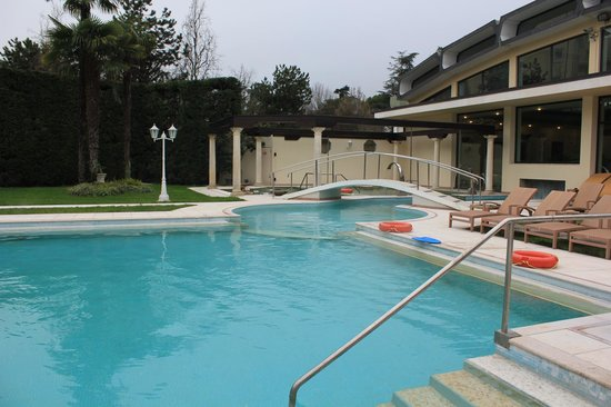 President Terme Hotel: Swimming Pool