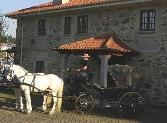 Laje, Portugal: manor house