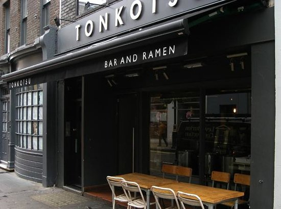 Photos of Tonkotsu Bar & Ramen, London