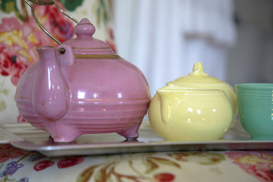 Yarmouth Port, MA: Tea Pots