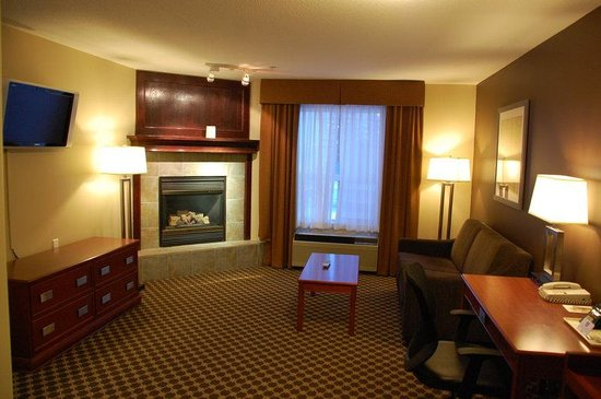 BEST WESTERN Strathmore Inn: Family Suite