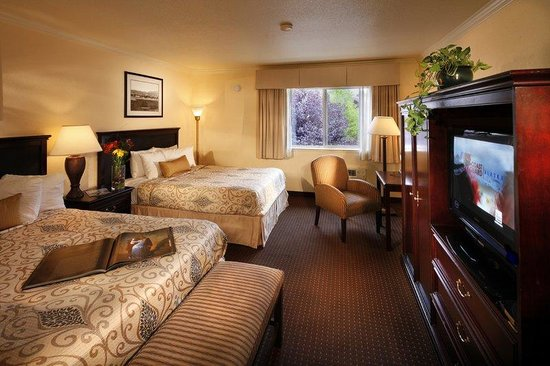 Danville, CA: Standard Double Queen Room