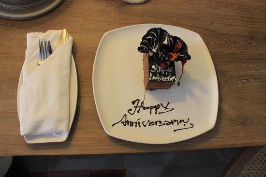 Sudamala Suites & Villas: Delicious, nice touch!
