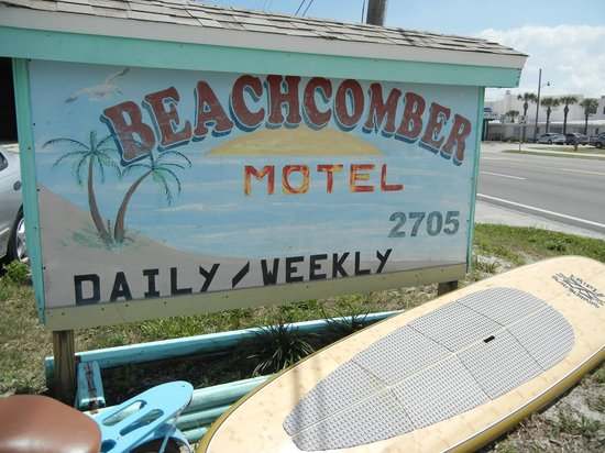 Beachcomber Motel: Welcome to the Beachcomber