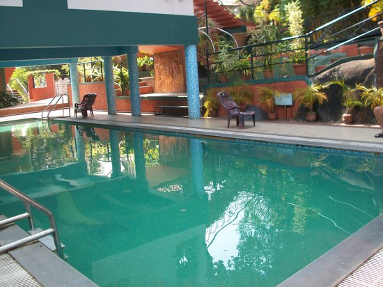 The Swimming Pool Picture Of Haritagiri Hotel Kalpetta Tripadvisor