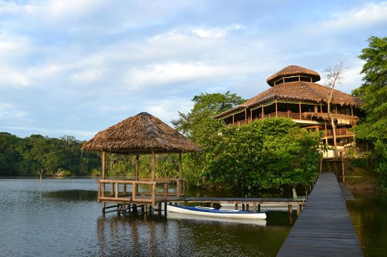 ‪La Selva Amazon Ecolodge‬