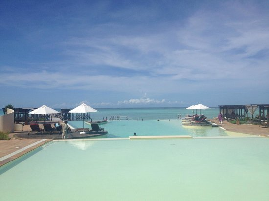 Essque Zalu Zanzibar: Piscine