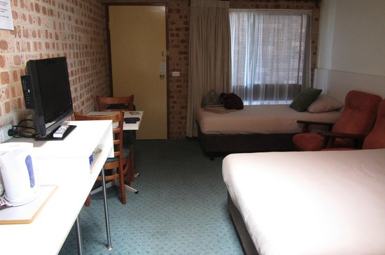 Huskisson, Australië: Our Room