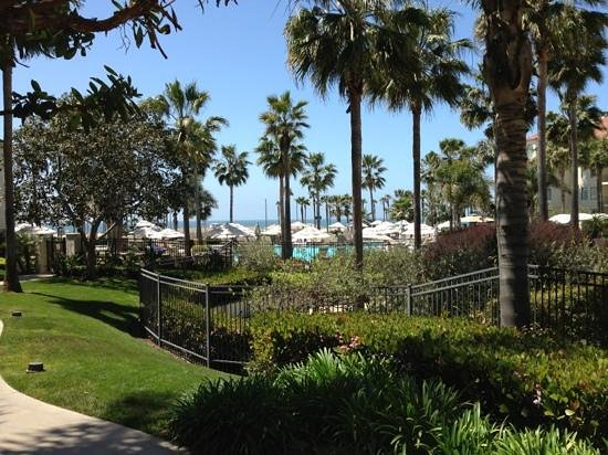Hyatt Regency Huntington Beach Resort & Spa: Gardens