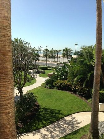 Hyatt Regency Huntington Beach Resort & Spa: View from room 2365
