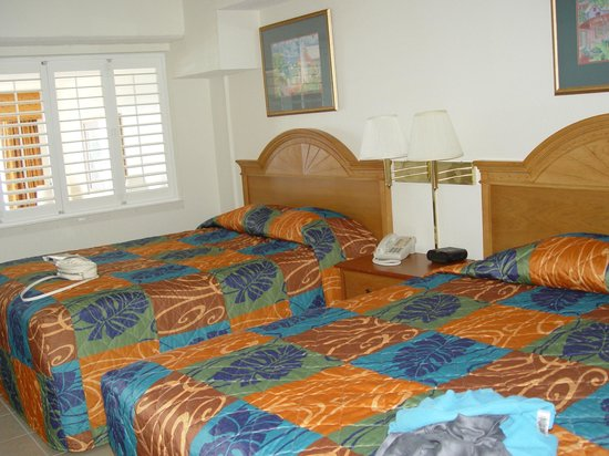 ‪‪Beach Cove Resort‬: our room‬