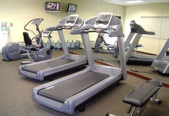 Courtyard Waco: Fitness Room