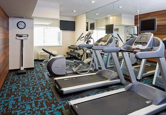 Fairfield Inn Lexington Keeneland Airport: Fitness Center