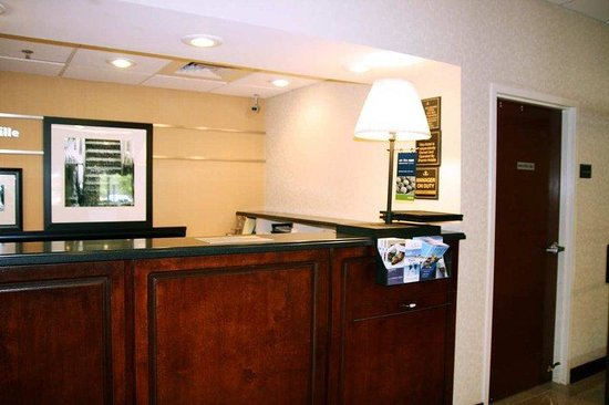 Mechanicsville, VA: Front Desk