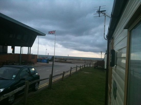 Selsey, UK: view our caravan