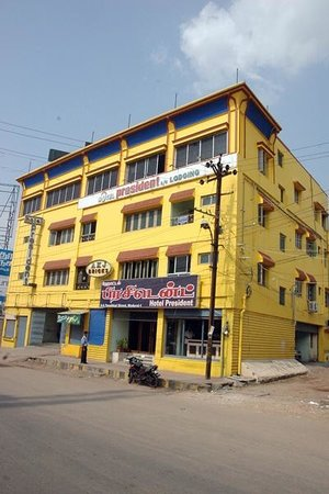 Photo of President Hotel Madurai