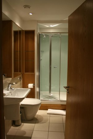 The Rockwell: Well appointed bathroom