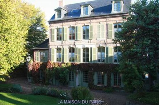 La maison du Parc