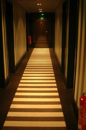 Hotel MANI: The hallway