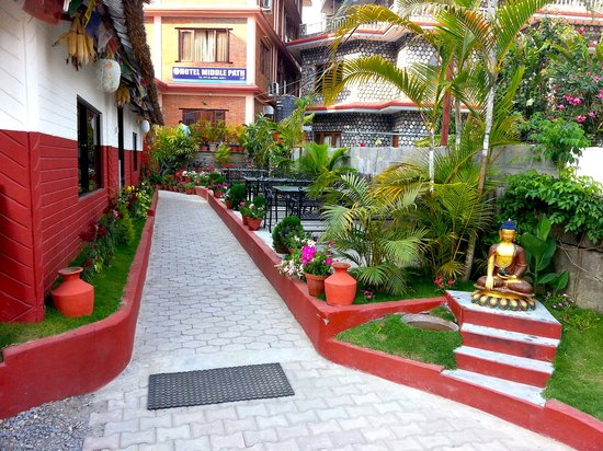 Hotel Middle Path