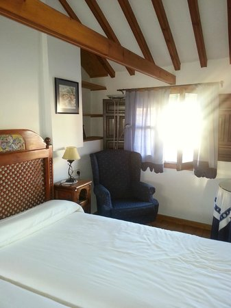 Casa del Aljarife: Lovely room