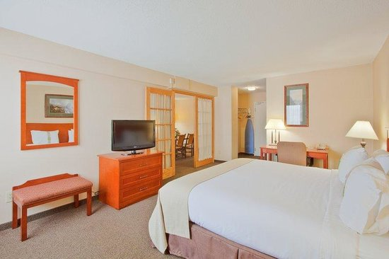 Holiday Inn Bozeman: Spacious, beautifully appointed guestrooms