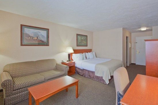 Holiday Inn Bozeman: Pet friendly guestrooms