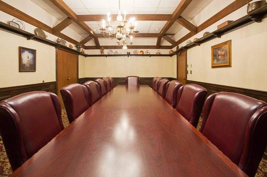 New Ulm, Minnesota: Boardroom