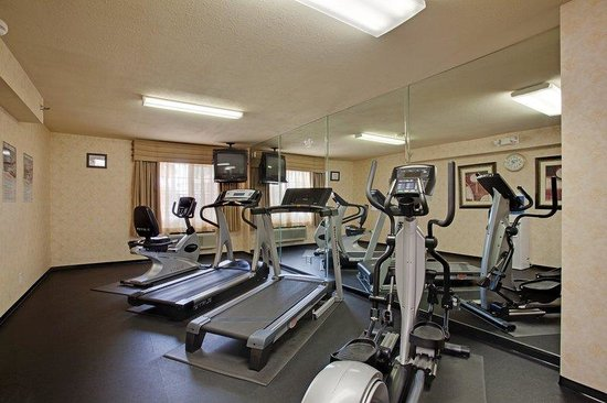 Colton, Kalifornia: Staying Healthy while traveling enjoy our Fitness Ctr.