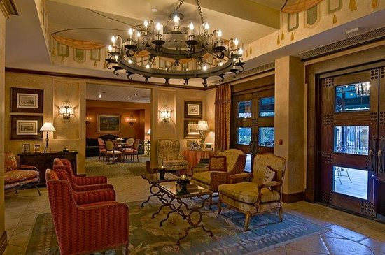 Living Room/ Dinette area - Picture of Hotel Granduca, Houston ...
