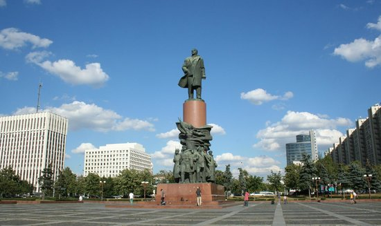 Photo of Lenin Monument