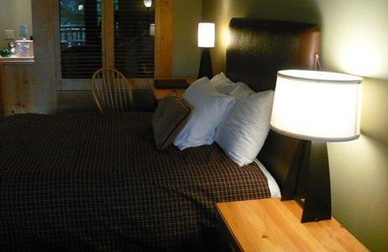 Mazama, WA: Luxury King Room