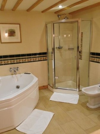 Oakmere, UK: bathroom