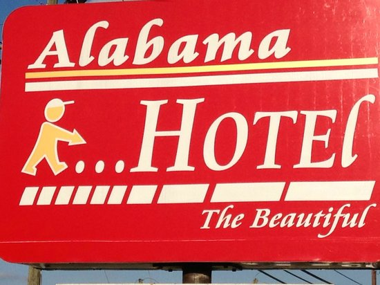 The Alabama Hotel: Alabama Hotel~The Beautiful