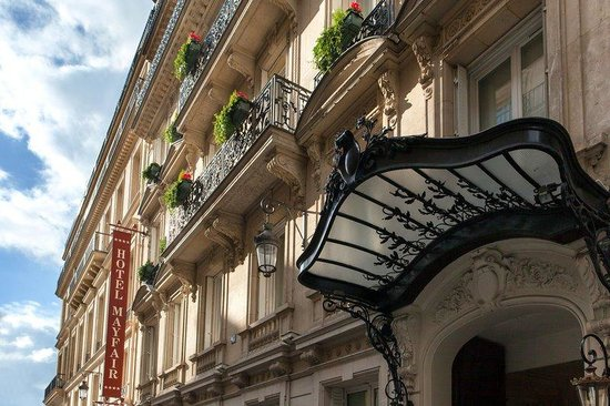 Photo of Hotel Mayfair Paris