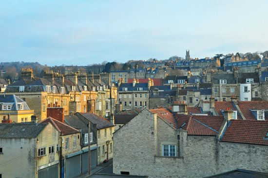 Brocks Guest House: good morning bath