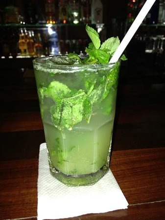 Flamingo Hotel: hand crafted mojito