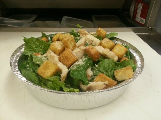 Pilot Mountain, NC: Ceaser Salad
