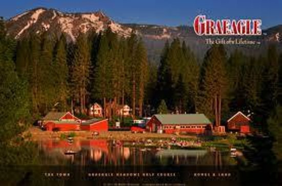Our Shoppe is Located in the Sweet Village of Graeagle, California