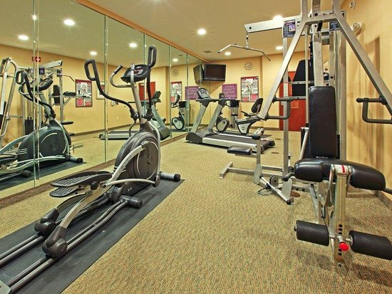 Carthage, TX: Fitness Center