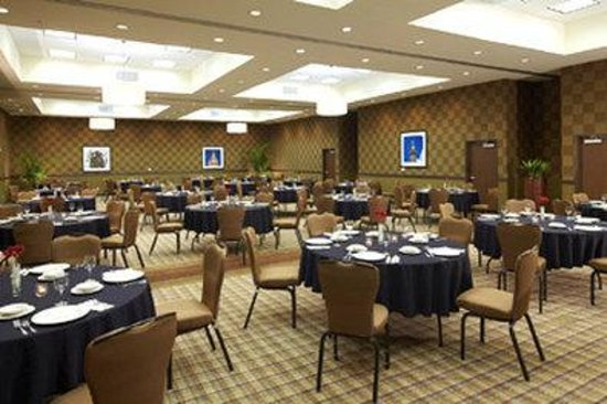 BEST WESTERN PREMIER Old Town Center: Banquet Room
