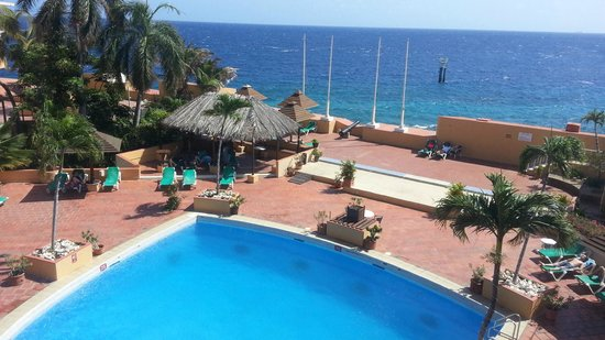 Plaza Hotel Curacao: Pool