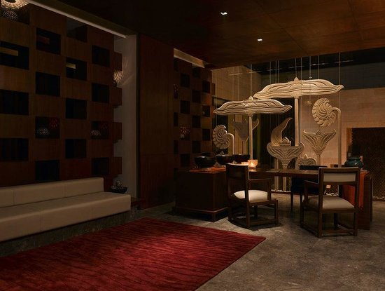 Hyatt Amritsar: Spa