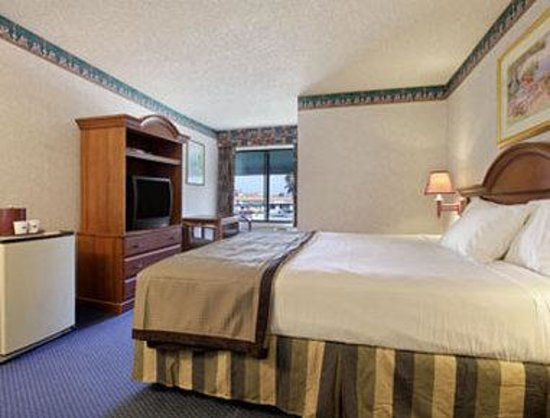 Sunset Beach, Californie : Standard King Bed Room 1