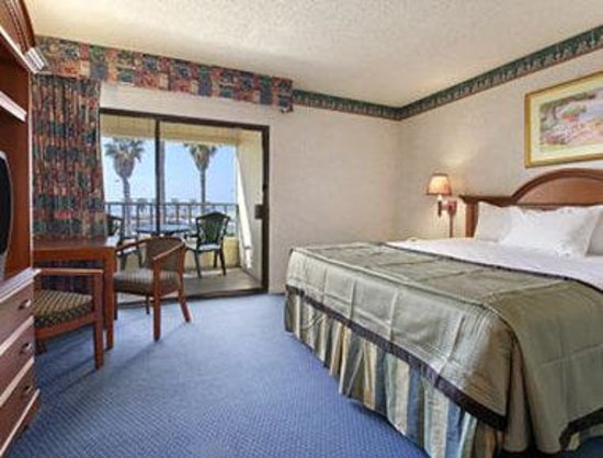 Sunset Beach, Californie : Standard King Bed Room 2