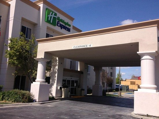 Holiday Inn Express Stockton Southeast: Holiday Inn Express Stockton California Hotel