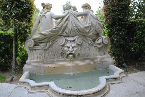 Rancho Bernardo Inn: Fountain