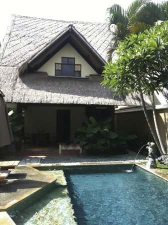 Mutiara Bali Boutique Resort &amp; Villas: Villa